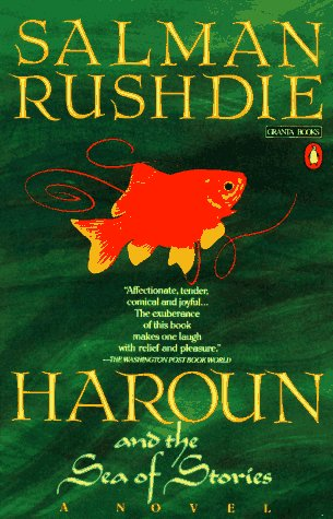 Haroun and the Sea of Stories   1990 (Reprint) 9780140157376 Front Cover