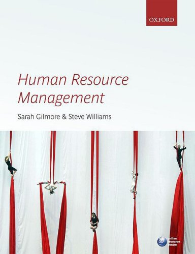 Human Resource Management   2009 9780199539376 Front Cover