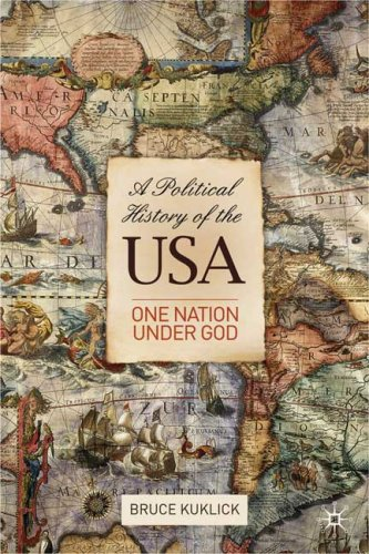 Political History of the USA One Nation under God  2009 edition cover