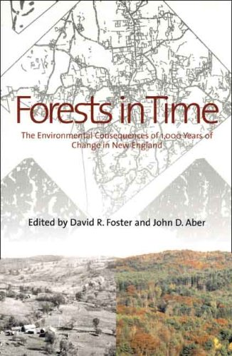 Forests in Time The Environmental Consequences of 1,000 Years of Change in New England  2006 edition cover