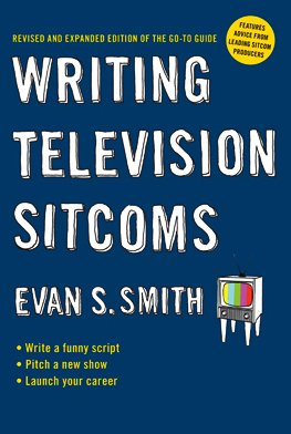 Writing Television Sitcoms   2010 (Revised) edition cover