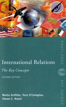 International Relations The Key Concepts 2nd 2008 (Revised) edition cover
