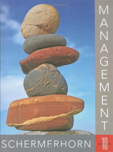 Management  10th 2010 edition cover