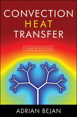 Convection Heat Transfer  4th 2013 edition cover