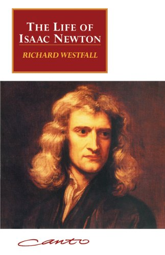 Life of Isaac Newton   1993 (Abridged) edition cover