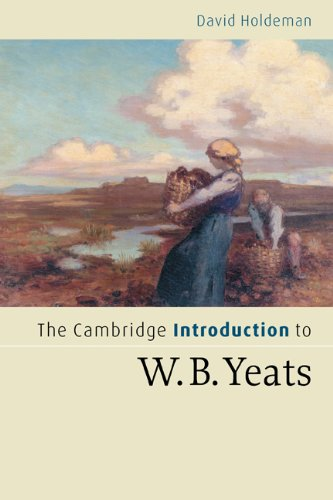 Cambridge Introduction to W. B. Yeats   2006 edition cover
