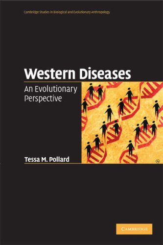 Western Diseases An Evolutionary Perspective  2008 edition cover