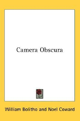 Camera Obscur  N/A 9780548025376 Front Cover