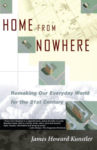 Home from Nowhere Remaking Our Everyday World for the 21st Century  1998 edition cover