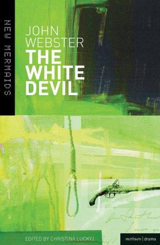 White Devil   2008 edition cover