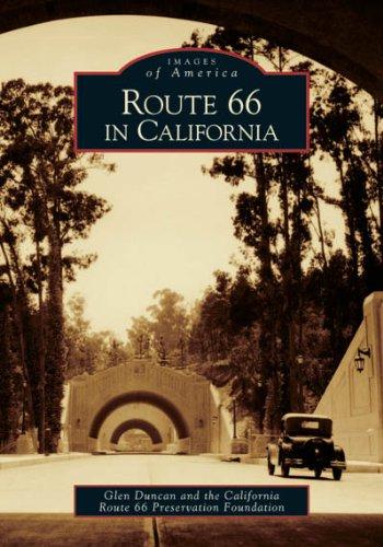 Route 66 in California   2005 edition cover