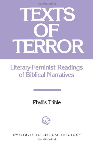 Texts of Terror Literary-Feminist Readings of Biblical Narratives N/A edition cover