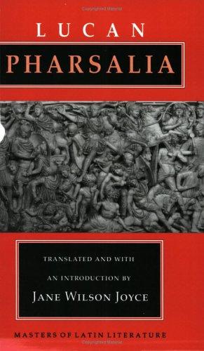 Pharsalia  N/A edition cover
