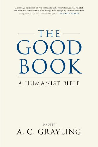 Good Book A Humanist Bible N/A edition cover