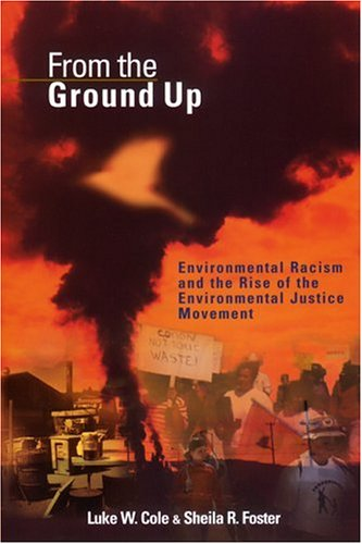 From the Ground Up Environmental Racism and the Rise of the Environmental Justice Movement  2001 edition cover