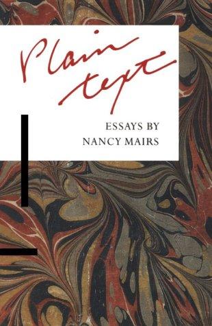 Plaintext Deciphering a Woman's Life Reprint edition cover
