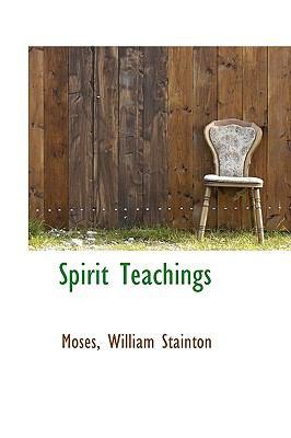 Spirit Teachings N/A 9781113471376 Front Cover