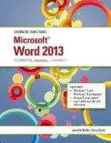 Illustrated Course Guide Microsoft Word 2013 Intermediate  2014 edition cover