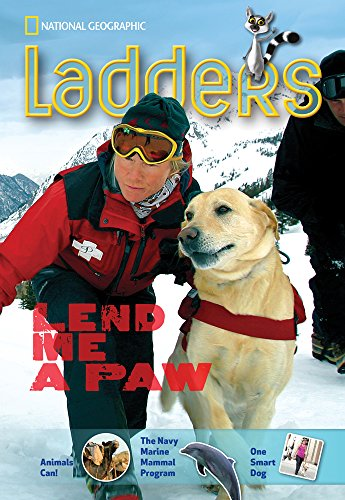 Ladders Non-Common Core 4: Lend Me a Paw (above-Level; Social Studies)   2013 9781285390376 Front Cover