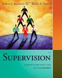 Supervision: Concepts and Practices of Management  2015 edition cover