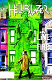 John Constantine, Hellblazer Vol. 10: in the Line of Fire   2015 9781401251376 Front Cover