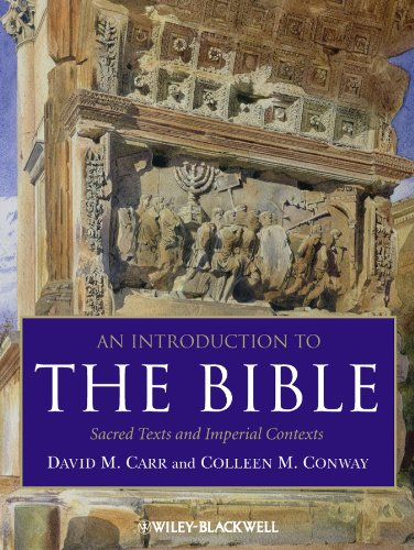 Introduction to the Bible Sacred Texts and Imperial Contexts  2010 edition cover