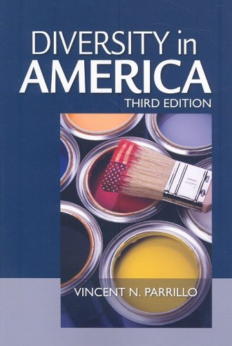 Diversity in America  3rd 2009 edition cover