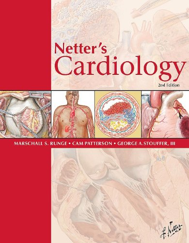 Netter's Cardiology  2nd 2011 edition cover