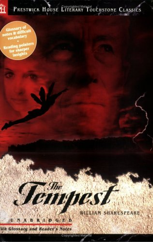 Tempest - Literary Touchstone Edition  2006 edition cover