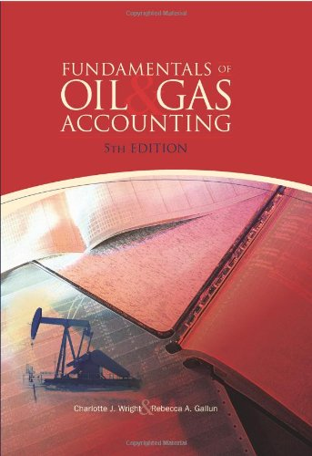 Fundamentals of Oil and Gas Accounting  5th 2008 edition cover