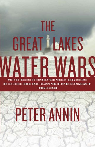 Great Lakes Water Wars  2nd edition cover