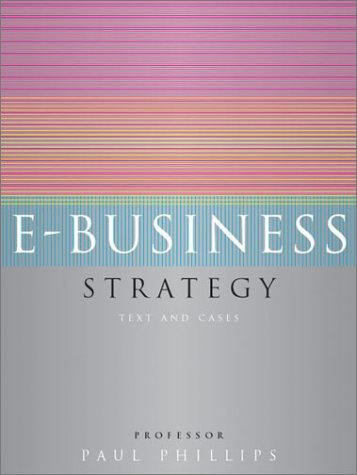 E-Business Strategy N/A edition cover