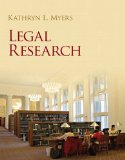 Legal Research   2014 edition cover