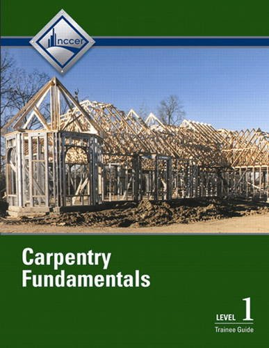 Carpentry, Level 1  5th 2014 edition cover