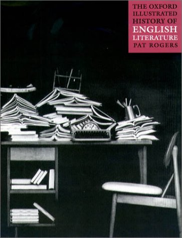 Oxford Illustrated History of English Literature   2001 edition cover
