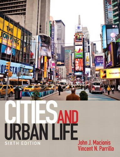 Cities and Urban Life  6th 2013 (Revised) edition cover
