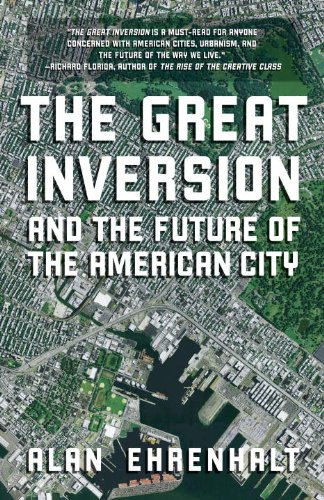 Great Inversion and the Future of the American City  N/A edition cover