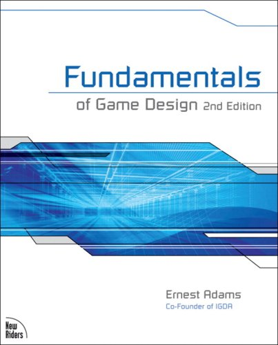 Fundamentals of Game Design  2nd 2010 edition cover
