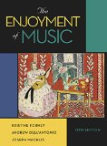 Enjoyment of Music  12th 2015 edition cover
