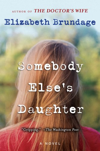 Somebody Else's Daughter   2009 edition cover