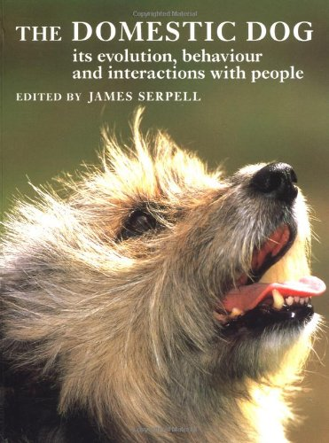 Domestic Dog Its Evolution, Behaviour and Interactions with People  1995 9780521425377 Front Cover