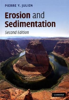 Erosion and Sedimentation  2nd 2010 (Revised) edition cover