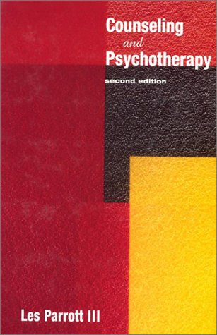 Counseling and Psychotherapy  2nd 2003 (Revised) edition cover