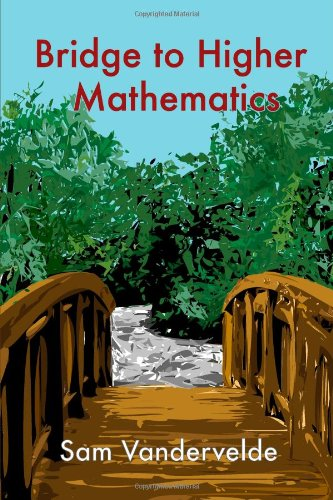 Bridge to Higher Mathematics  N/A edition cover