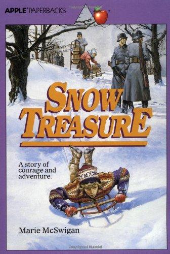 Snow Treasure   1942 edition cover