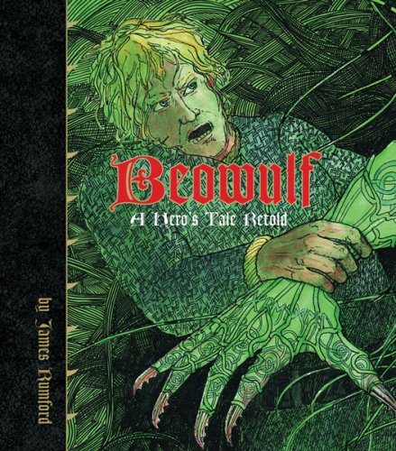 Beowulf A Hero's Tale Retold  2007 edition cover