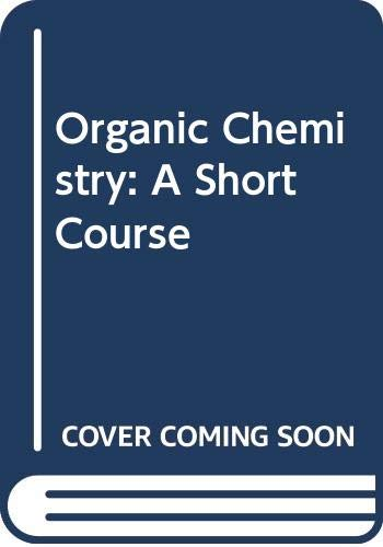 Organic Chemistry 12th 2007 (Student Manual, Study Guide, etc.) 9780618772377 Front Cover