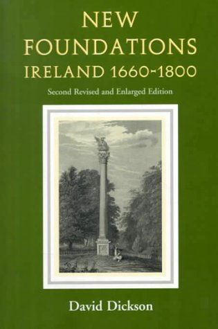New Foundations Ireland, 1660-1800 2nd 1999 (Revised) edition cover