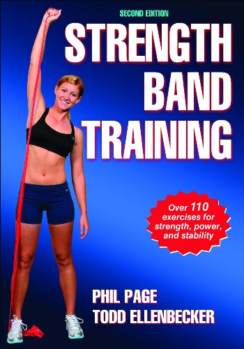 Strength Band Training  2nd 2011 (Revised) edition cover