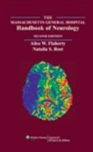 Massachusetts General Hospital Handbook of Neurology  2nd 2007 (Revised) edition cover